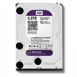 Western Purple 4TB dòng ổ cứng chuyên dụng cho camera