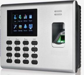 RonaldJackX638pro:Máy chấm công vân tay và thẻ kết hợp kiểm soát cửa