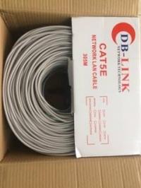 Cable Cat5e DB-LINK CCA ( Lõi Chuẩn 0.4 Võ PVC ) Cuộn 305m