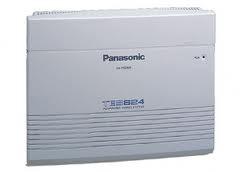 Tổng đài điện thoại Panasonic KX-TES824 - 3 vào 16 máy lẻ
