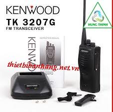 Máy bộ đàm Kenwood TK-3207 UHF