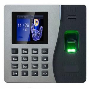 Máy chấm công vân tay, thẻ từ, có pin lưu điện RJ2000 Pro